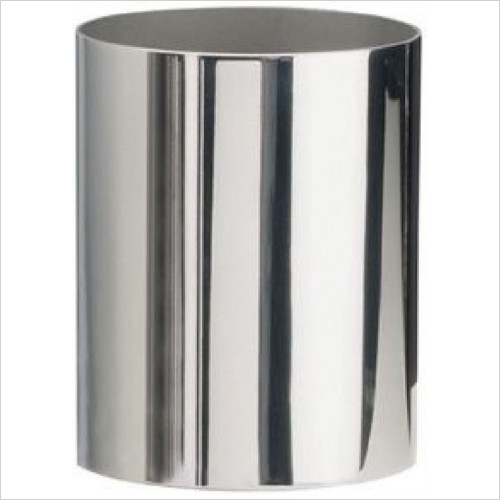 Bathroom Origins - Urban Steel Tumbler Freestanding