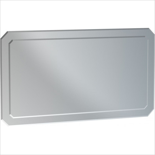 Saneux - Regency 90cm Double Layered Bevelled Mirror