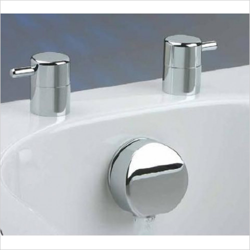 Cifial - Technovation 35 Thermostatic Aqua Filler & Deck Valves