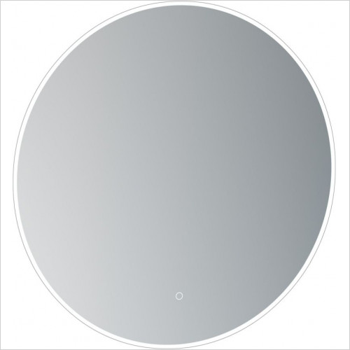 Saneux - Oska Ø700mm Round Illuminated Mirror