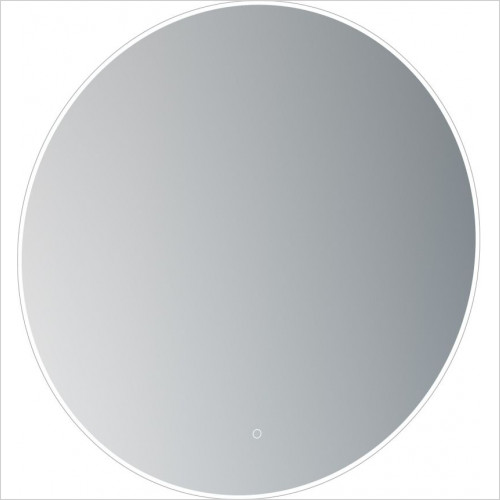 Saneux - Oska Ø800mm Round Illuminated Mirror