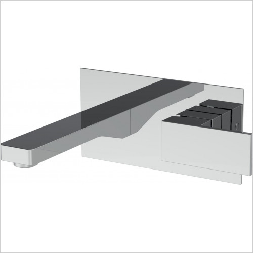 Saneux - Tooga Basin Mixer Wall Mounted