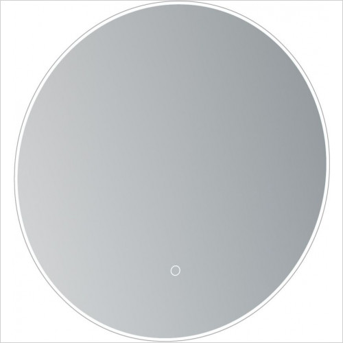 Saneux - Oska Ø500mm Round Illuminated Mirror
