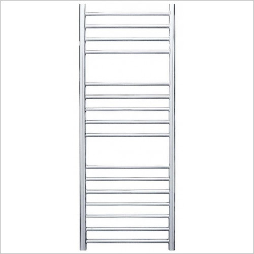 JIS Sussex - Steyning Electric Flat Fronted Towel Rail 1000x400mm
