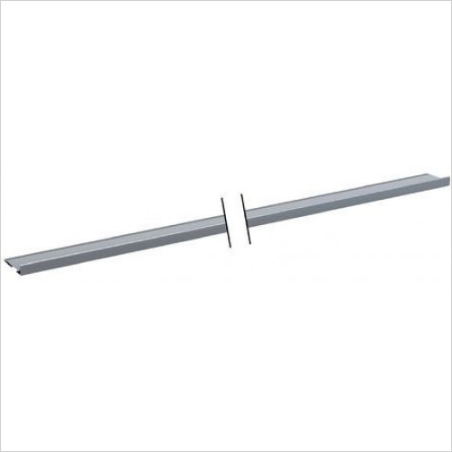 Geberit - Collector Profile For Wall Drain For Shower: L115cm