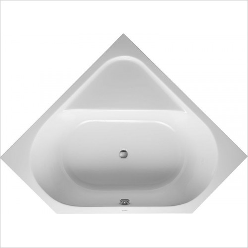 Duravit - D-Code Bathtub 1400x1400mm Corner