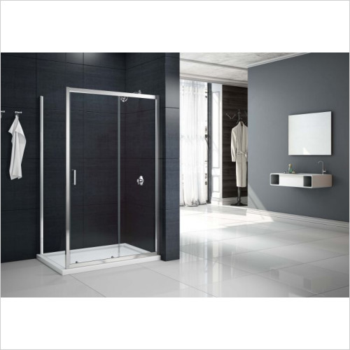 Merlyn - Sliding Door 1100mm