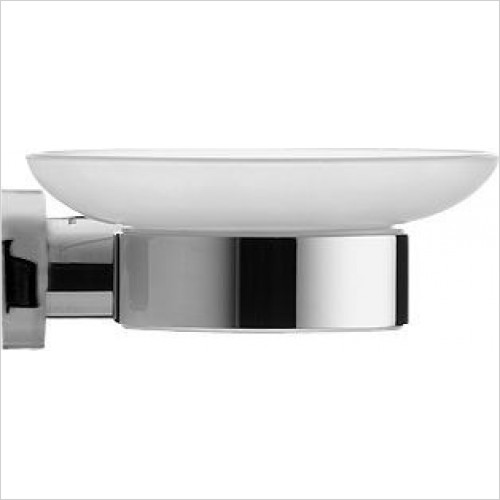 Duravit - D-Code Soap Dish Right Side