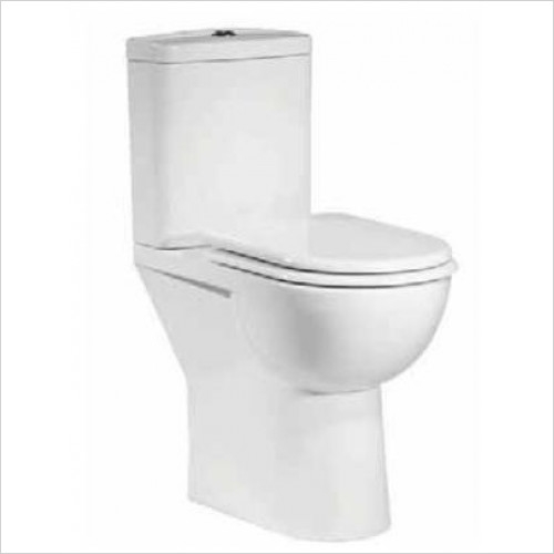 Tavistock Bathrooms - Micra Comfort Height Pan