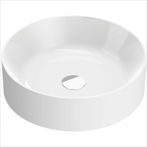 Catalano - Zero 45 Basin Round Sit On NTH 45 x 45cm