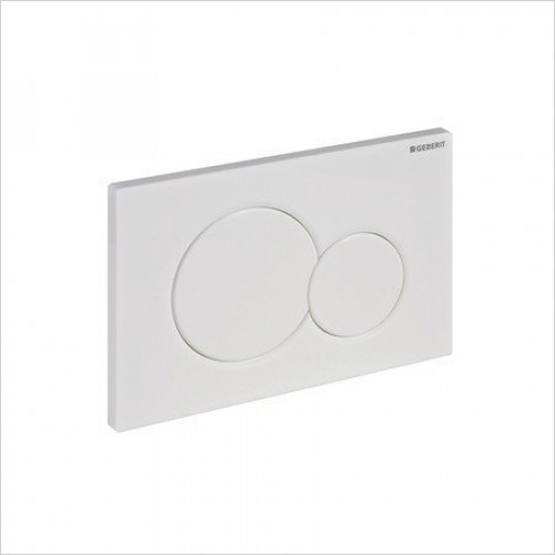 Geberit - Flush Plate Sigma01 For Dual Flush
