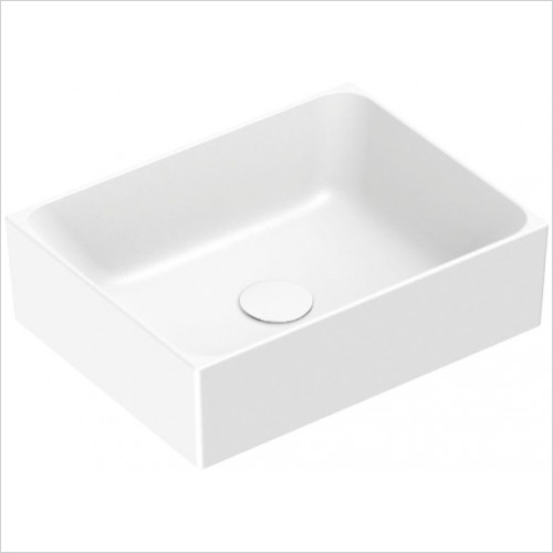Catalano - Zero 45 Basin Sit On NTH 45 x 35cm