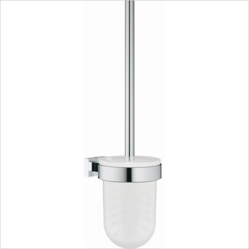 Grohe - Essentials Cube Toilet Brush Set