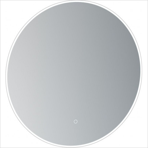 Saneux - Oska Ø600mm Round Illuminated Mirror
