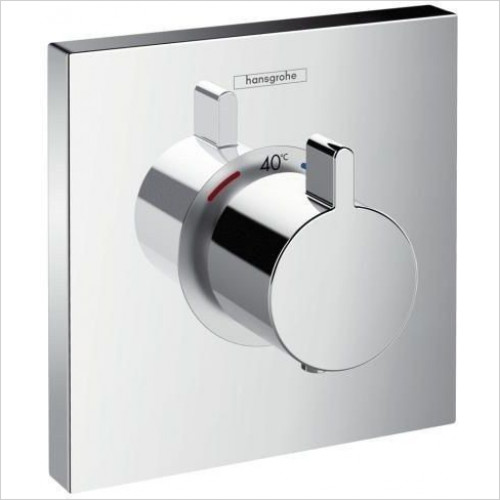 Hansgrohe - ShowerSelect Thermostat Highflow For Concealed Installation