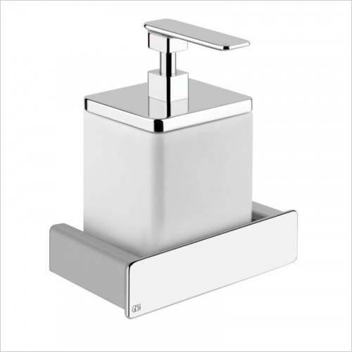 Gessi - Ispa Wall-Mounted Soap Dispenser Holder
