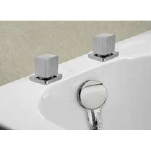 Cifial - Cudo Thermostatic Aqua Filler & Deck Valves