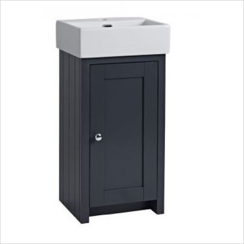 Tavistock Bathrooms - Lansdown Cloakroom Unit 400mm