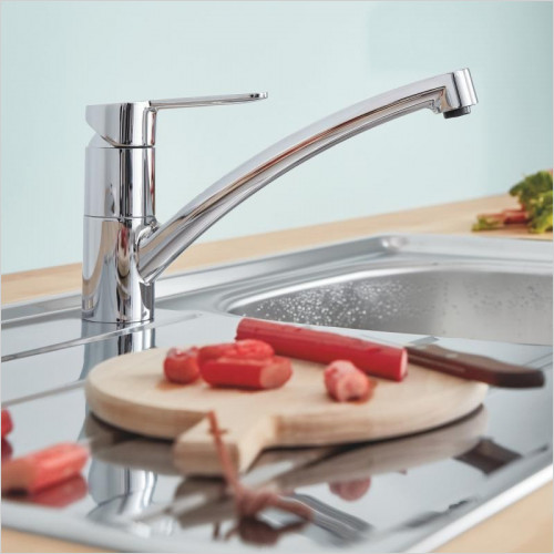 Grohe - BauEco Single-Lever Sink Mixer 1/2''