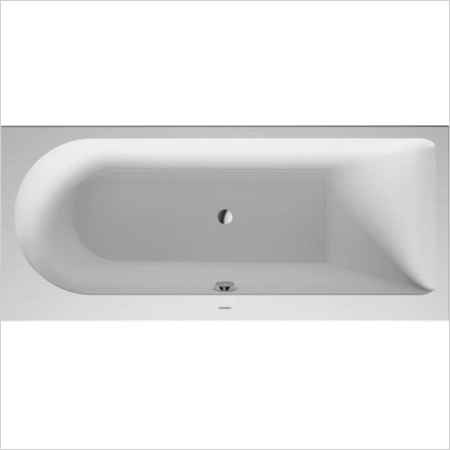 Duravit - Darling New Bathtub 1600x700mm Built-In Corner Right