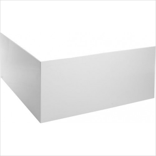 Duravit - Blue Moon Acrylic Panel For Corner Left/Right 1400x1400mm