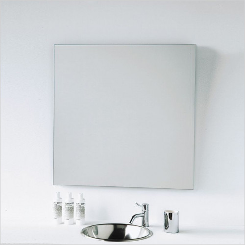 Bathroom Origins - Slim Square Mirror 600x600mm