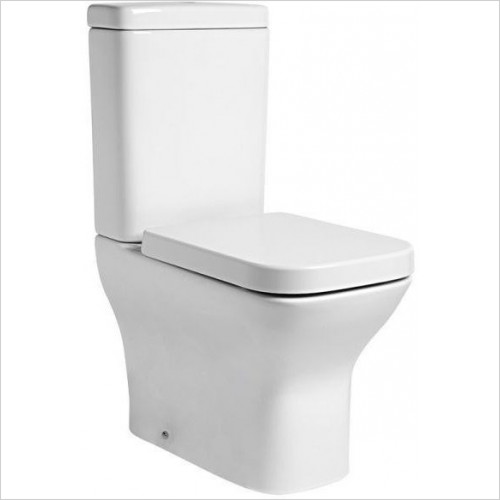 Tavistock Bathrooms - Structure Short Projection Close Coupled Back To Wall Pan