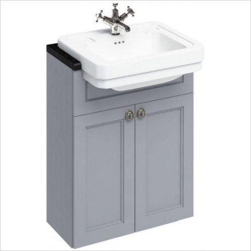 Burlington - 600 Double Door Basin Unit