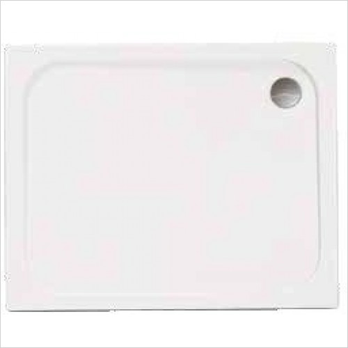 Merlyn - Touchstone Rectangular Shower Tray 900 x 800mm