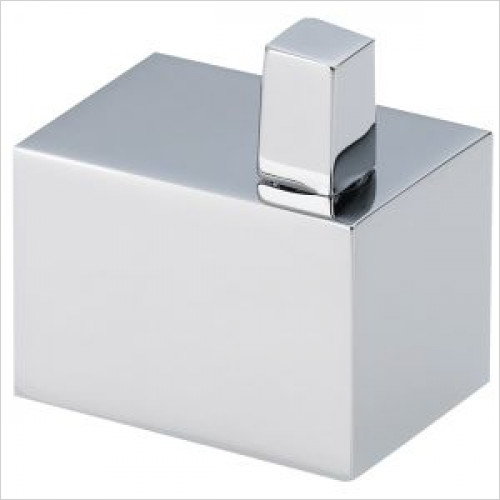 Violek - Square Single Robe Hook