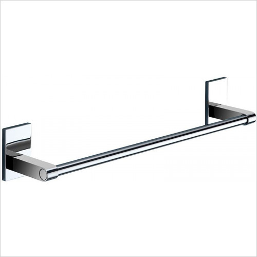 Bathroom Origins - Gedy Maine Towel Rail 48cm