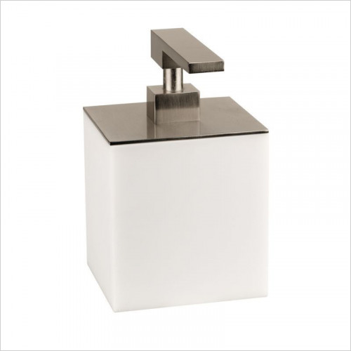 Gessi - Dispenser For Wall-Mounted Soap Holder
