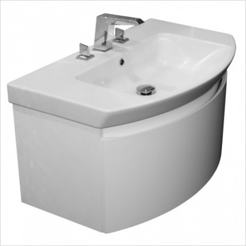 Saneux - Poppy 1-Drawer Basin Unit For 7722
