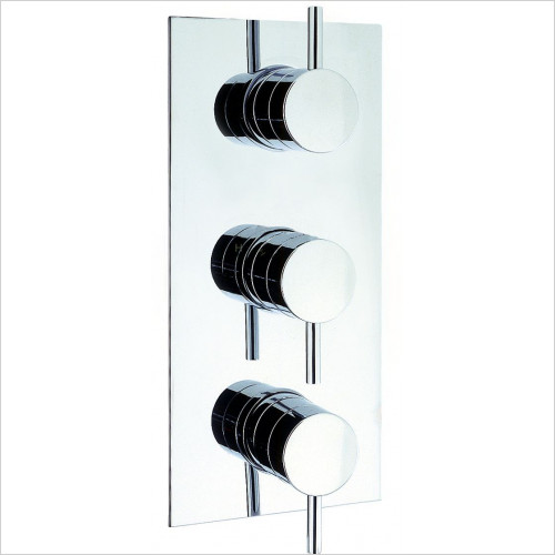 Crosswater - Thermo Shower Valve-3 Control Port