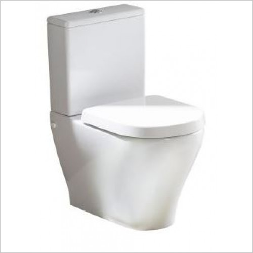 Tavistock Bathrooms - Ion/Agenda WC Seat, Soft Close