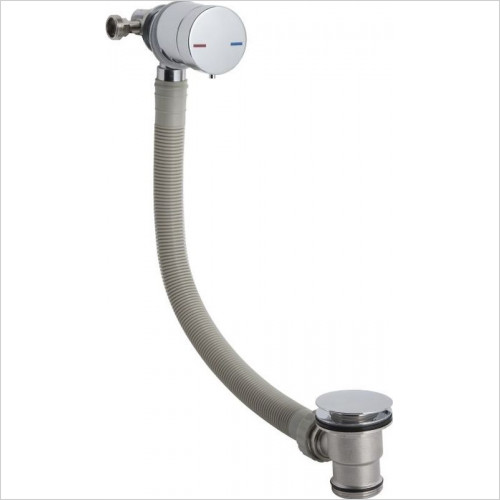 Hudson Reed - Single Lever Freeflow Bath Filler