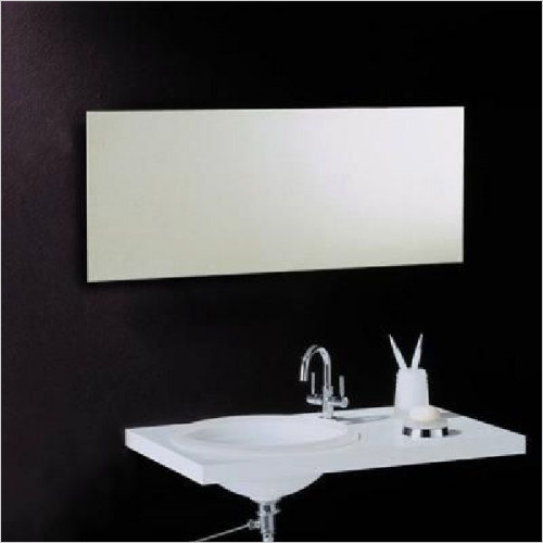 Bathroom Origins - Slim Rectangular Mirror 1200x600mm