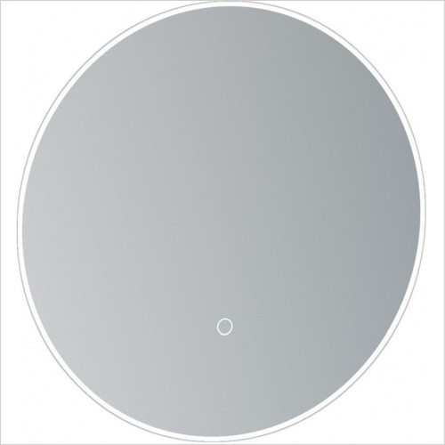 Saneux - Oska Ø400mm Round Illuminated Mirror