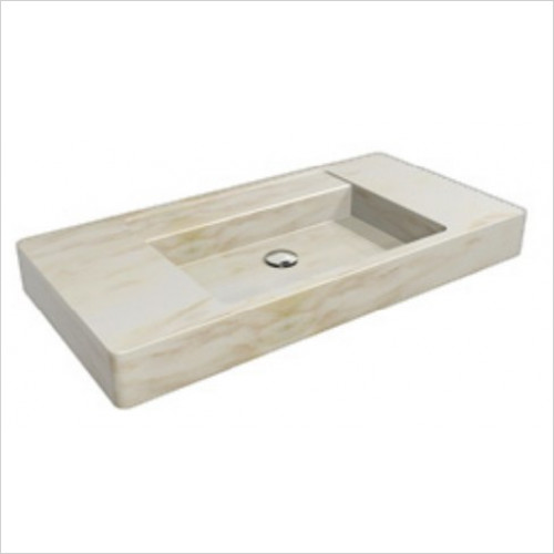 Cifial - Technovation S2 Full Size Marble Basin 3TH