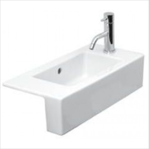 Basin Semi Recessed