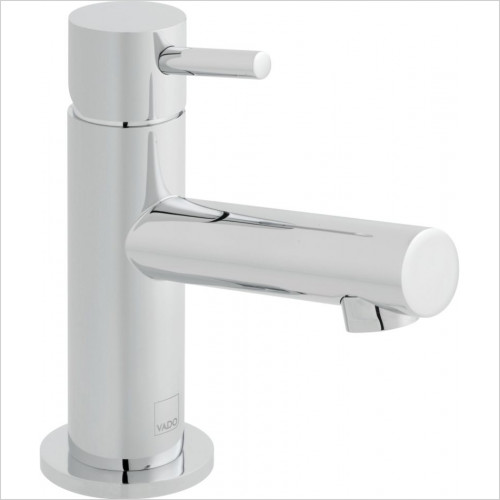 Vado - Zoo Mini Mono Basin Mixer Single Lever Smooth Bodied