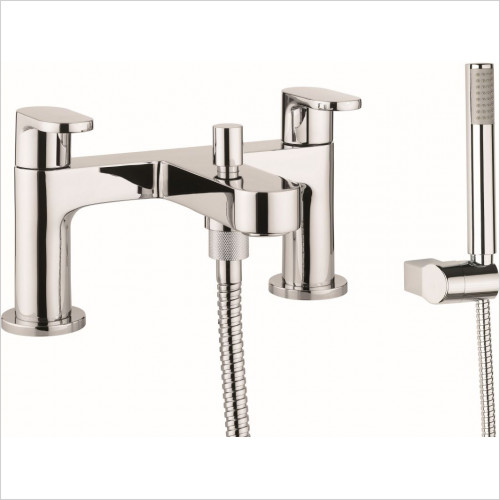 Crosswater - Style Bath Shower Mixer Dual Lever With Kit