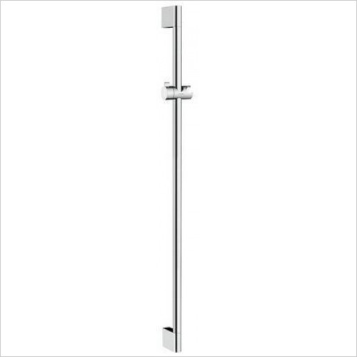 Hansgrohe - Unica Croma Wall Bar 900mm Without Shower Hose