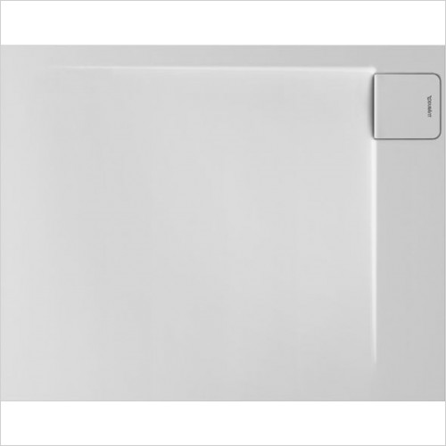 Duravit - P3 Comforts Shower Tray 1000x800mm Rectangle Corner Right