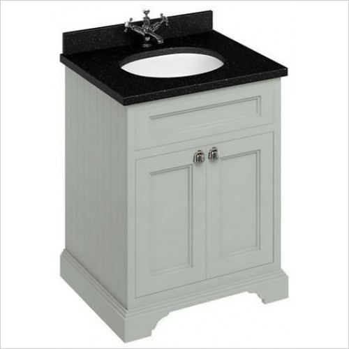 Burlington - Minerva 670 Top With Vanity Bowl For FF8, FF9 & FW1