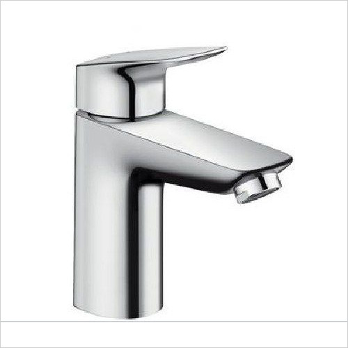 Hansgrohe - Logis Single Lever Basin Mixer 100 Without Waste Set