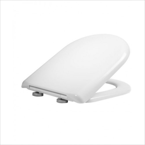 Tavistock - Dune D-Shape Wrap Over Soft Close QR Toilet Seat