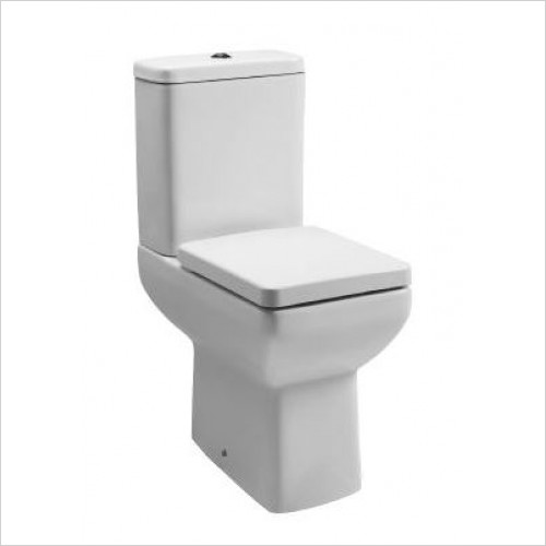 Tavistock Bathrooms - Q60 WC Seat, Soft Close