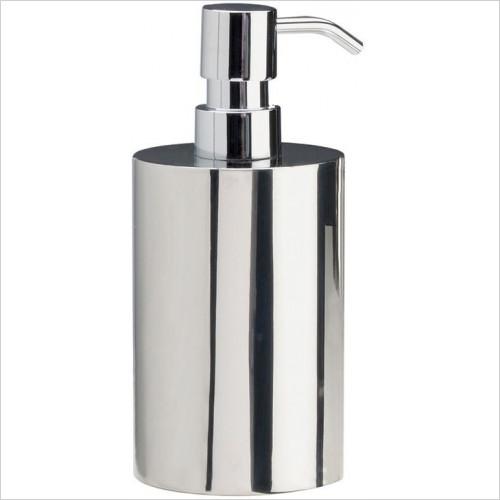 Bathroom Origins - Urban Steel Soap Dispenser Freestanding