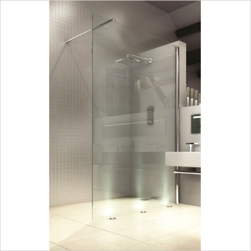 Merlyn - 8 Series Showerwall 700mm